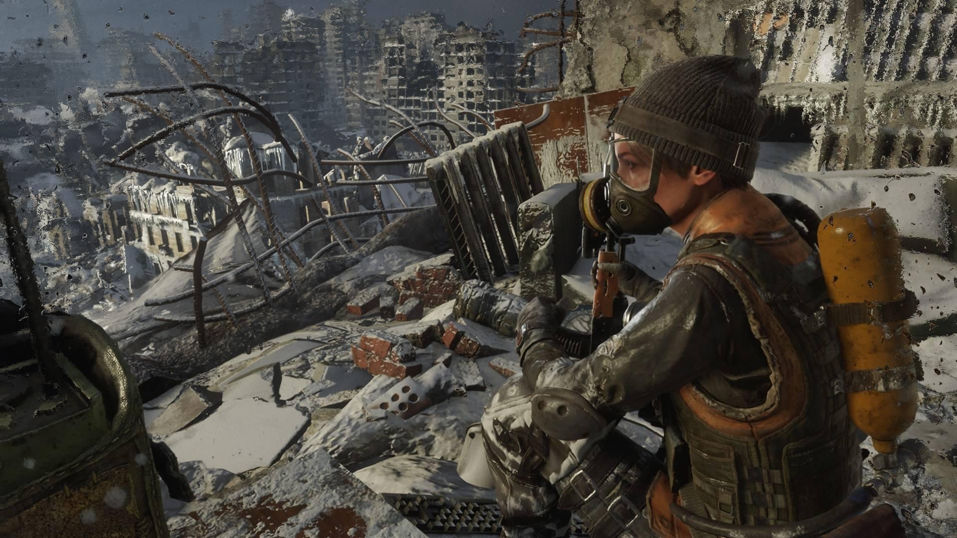 Le FPS Metro Exodus prochainement sur PS5 et Xbox Series