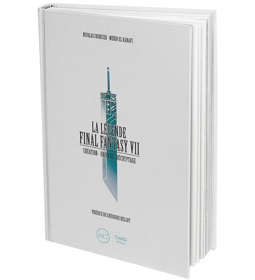 Critique du livre «La Légende Final Fantasy VII – Création – Univers – Décryptage»