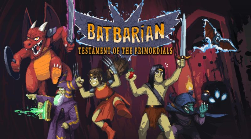 Batbarian : Testament Of The Primordials – Le test sur Nintendo Switch