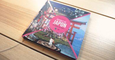 Chronique du livre «Voyagez au Japon – Du pixel au réel» chez Third Editions