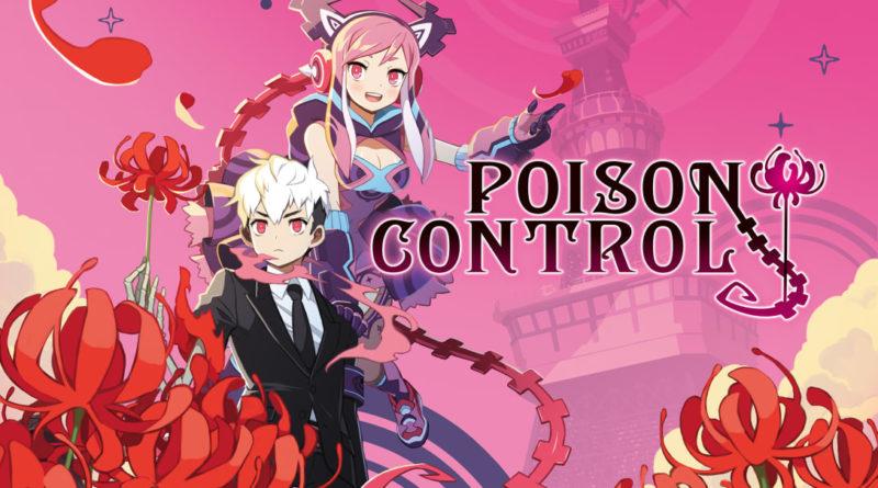 Poison Control – Le test sur PS4