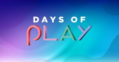 Days of Play : L'édition 2021 débute le 18 mai