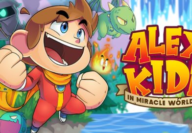 Alex Kidd in the Miracle World DX – Le test sur Nintendo Switch