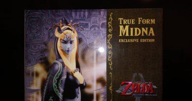 Unboxing de la figurine MIDNA édition exclusive – First 4 Figures