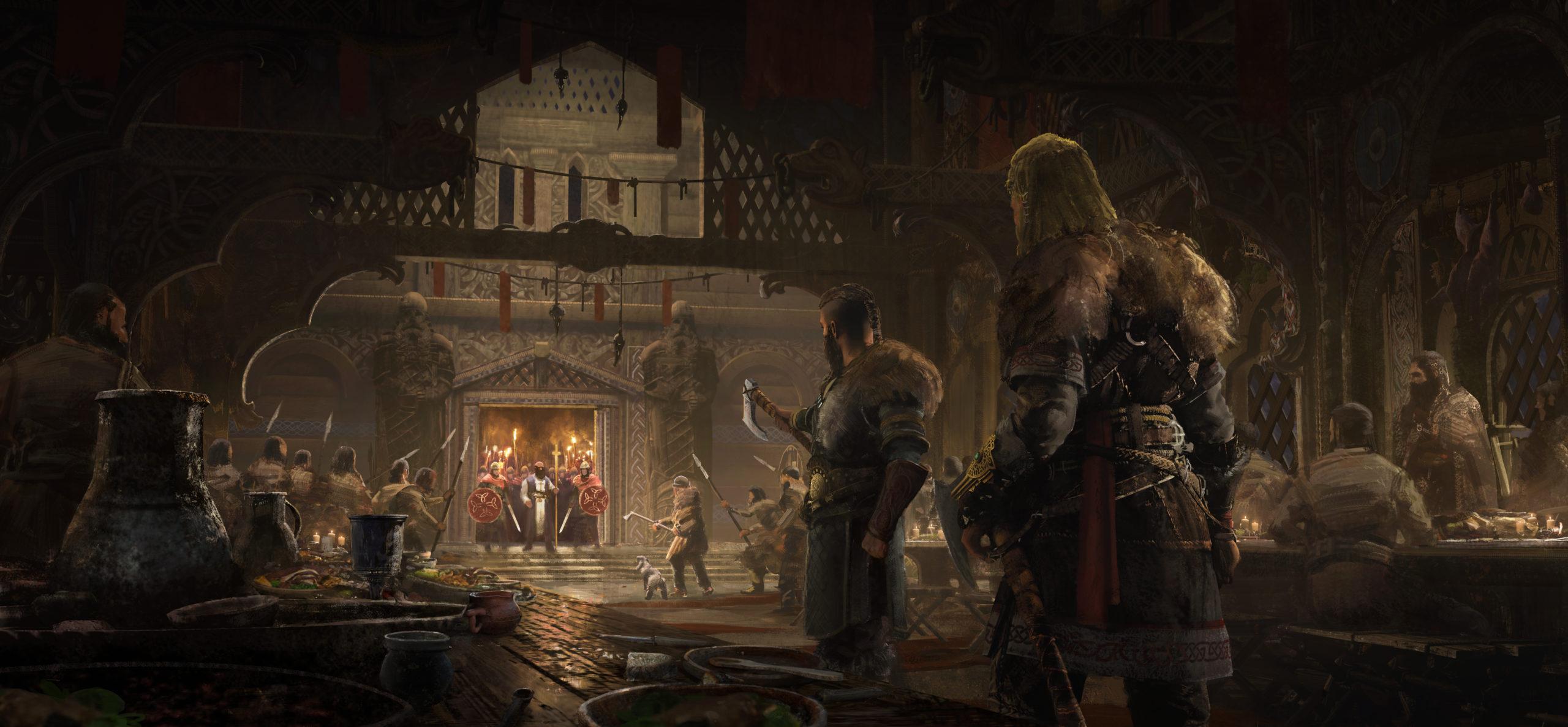 Assassin'sCreed Valhalla : A quel contenu supplémentaire devons nous nous attendre après son lancement