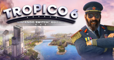 tropico 6 sur Switch