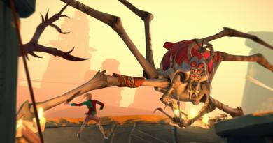 Le jeu de Dark Fantasy Gods Will Fall annoncé