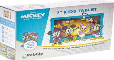 Kids Tablet : Lancement des tablettes Disney dédiées aux enfants