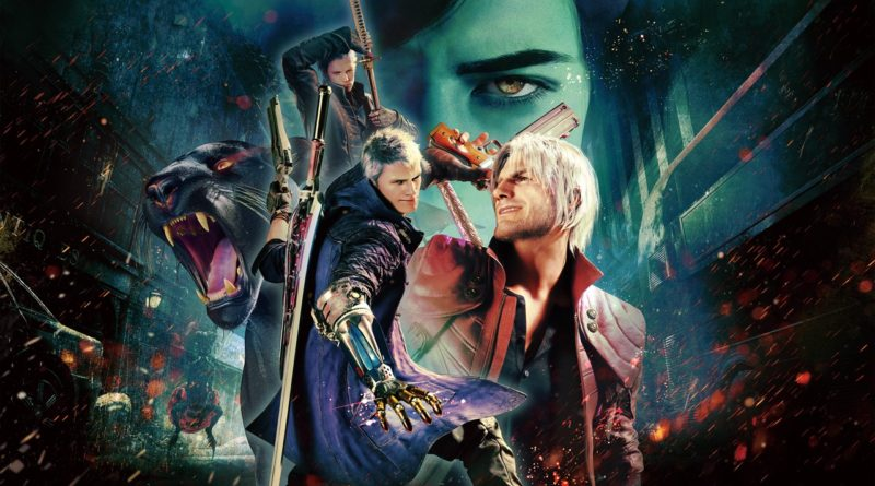 Devil May Cry 5 Special Edition – Le test sur PS5