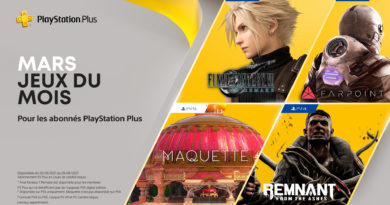 PlayStation Plus : Final Fantasy VII Remake arrive dans le catalogue en mars !