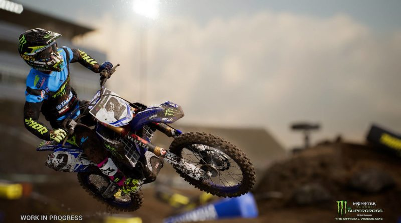 Le test de Monster Energy Supercross 4 sur PC