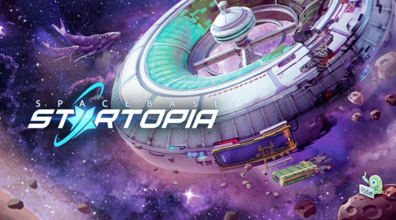 Spacebase Startopia – Le test sur Playstation 4