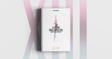 Lecture : La Légende Final Fantasy XIII par Jérémie Kermarrec chez Third Editions